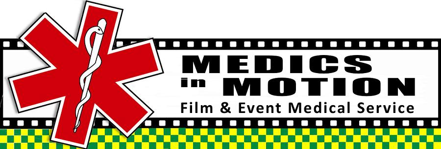 Medics In Motion Banner